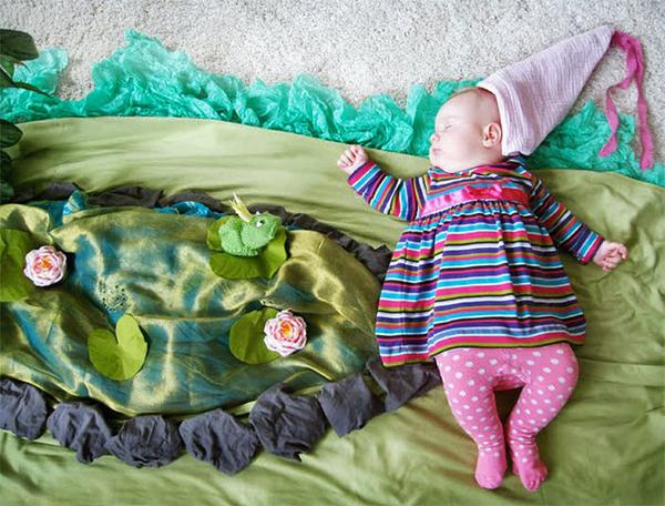 La princesa y la rana. Adele Enersen, una madre creativa