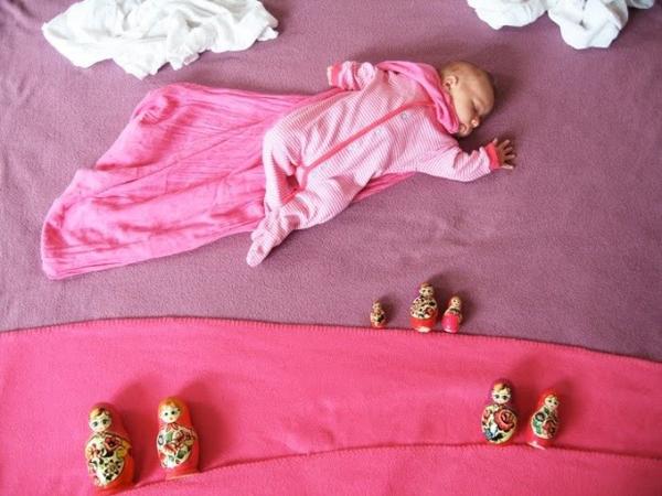 Súper bebé. Adele Enersen, una madre creativa