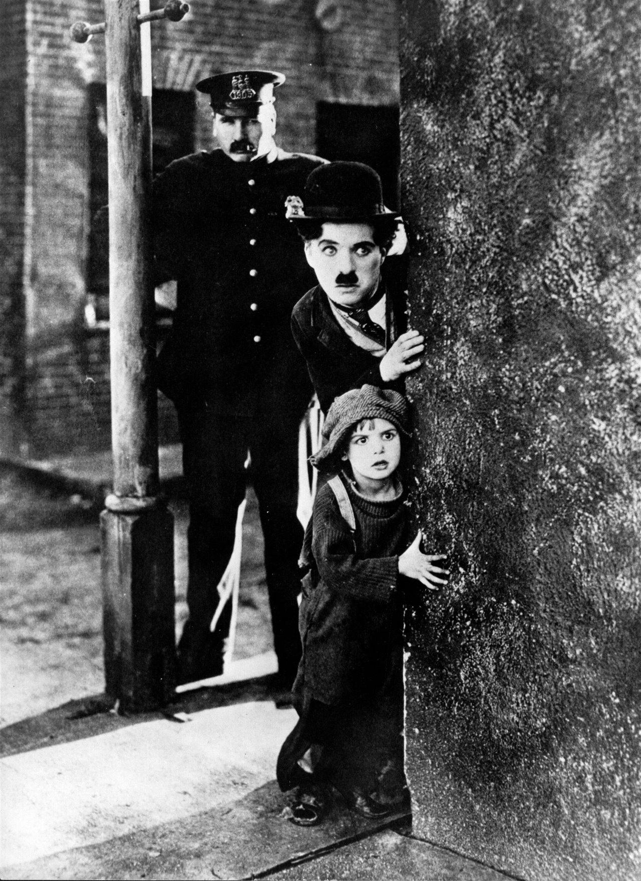 Chaplin, el chico