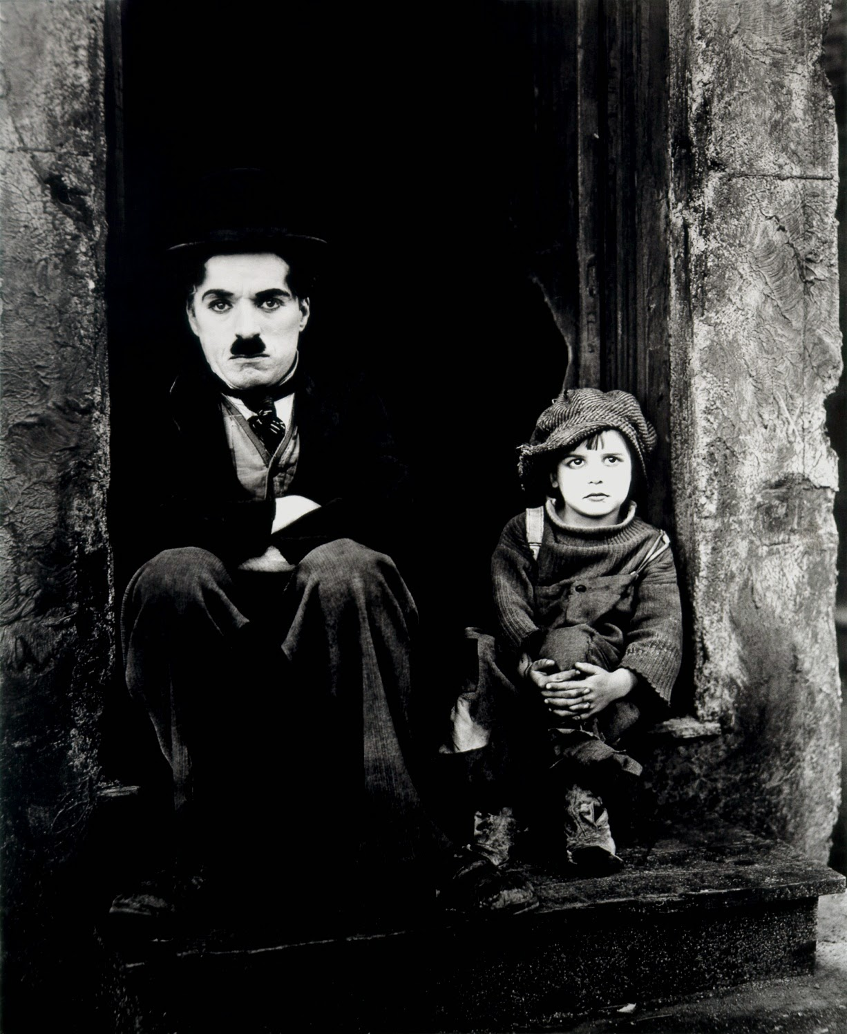 Chaplin, The Kid