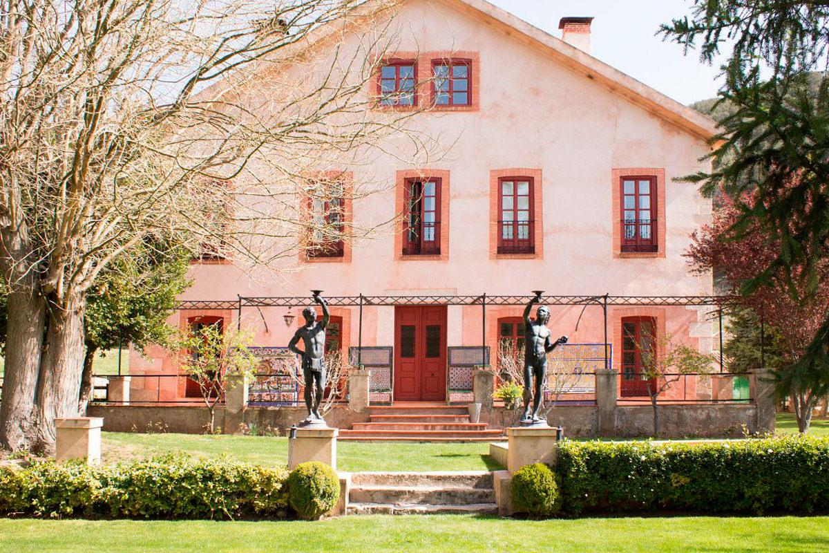Cutamilla en familia, foto de la fachada