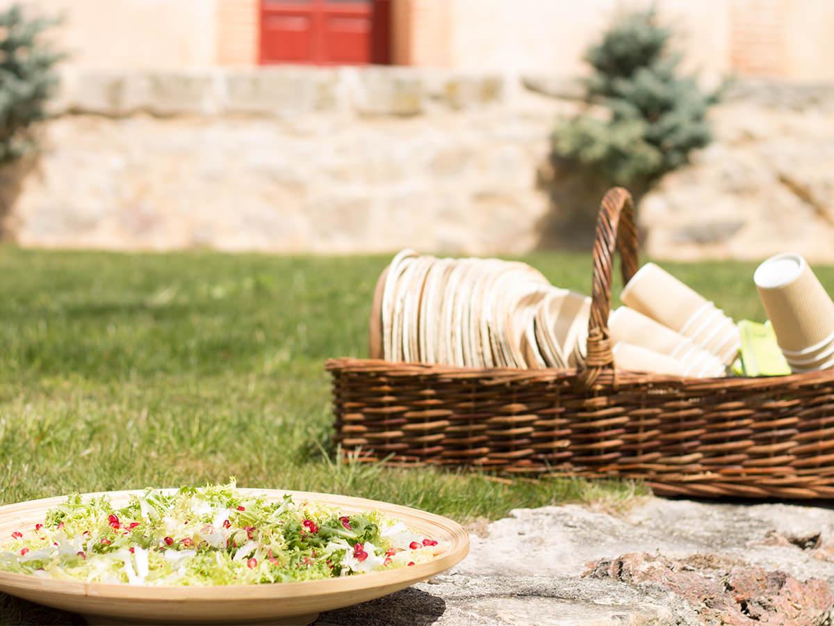 Cutamilla en familia, picnic sábado