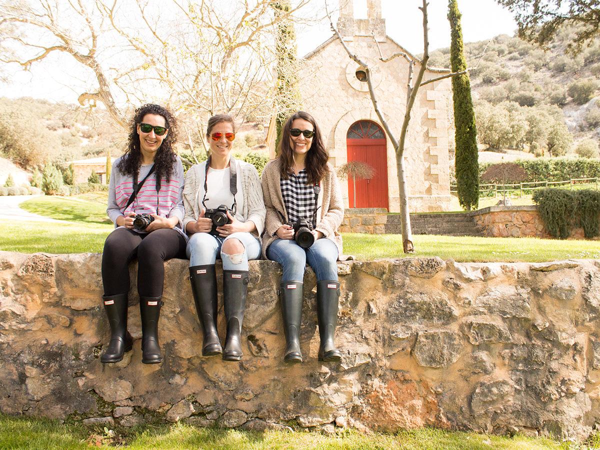 Cutamilla en familia, Hunter Sofía, Mariu y Clara