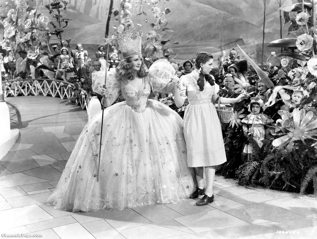 Fotograma de la película El mago de Oz