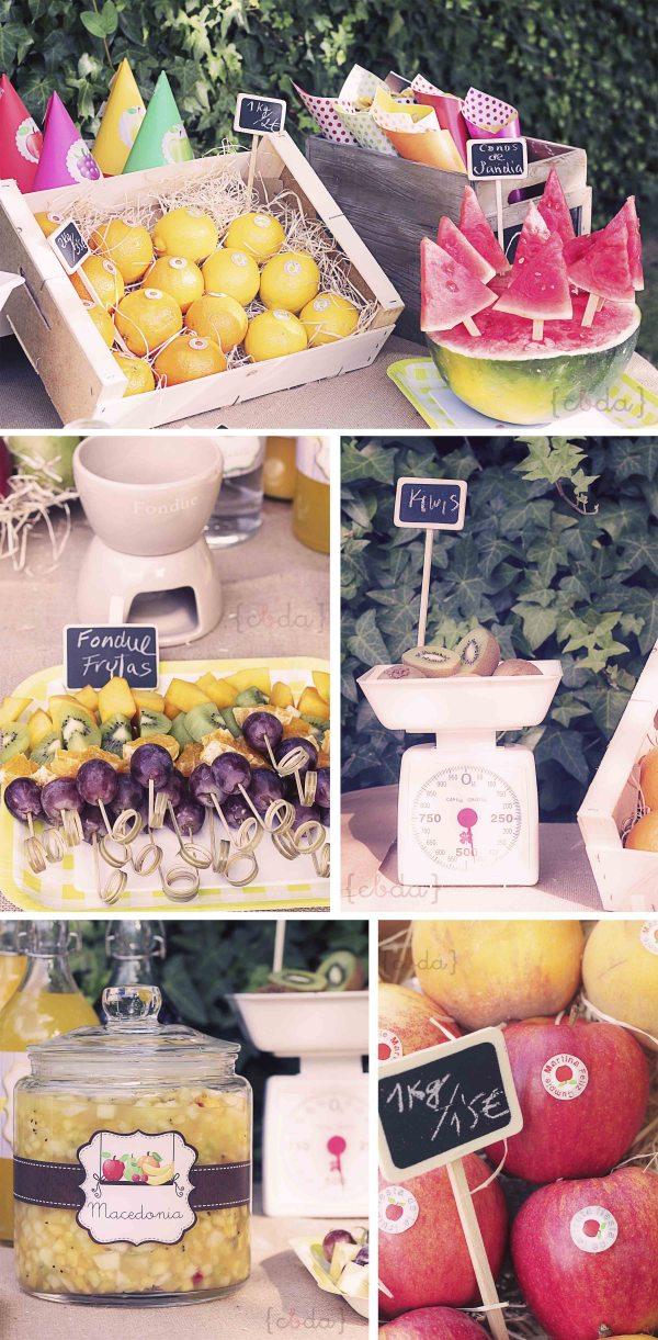 La fiesta de la fruta