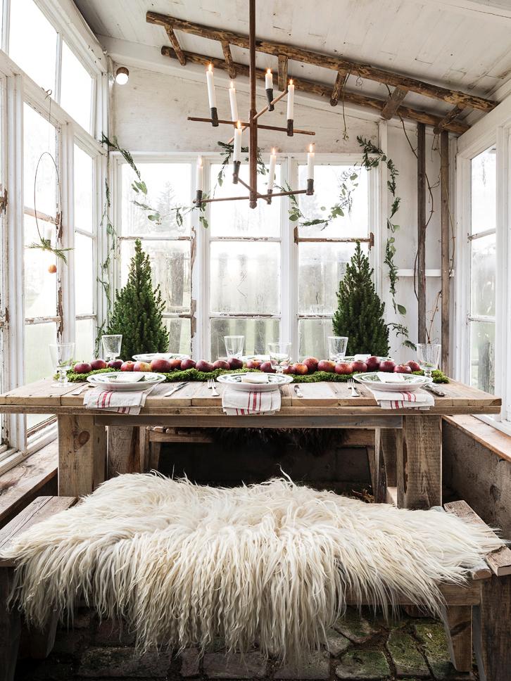 Ideas para la mesa de Navidad