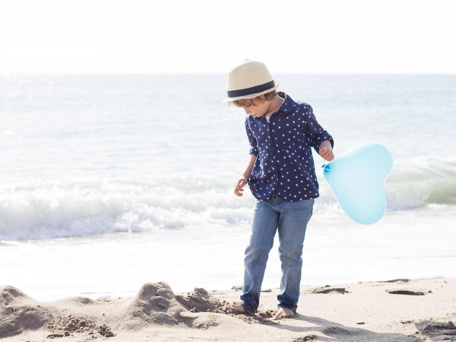 Reto inspirAcción, fotos con globos