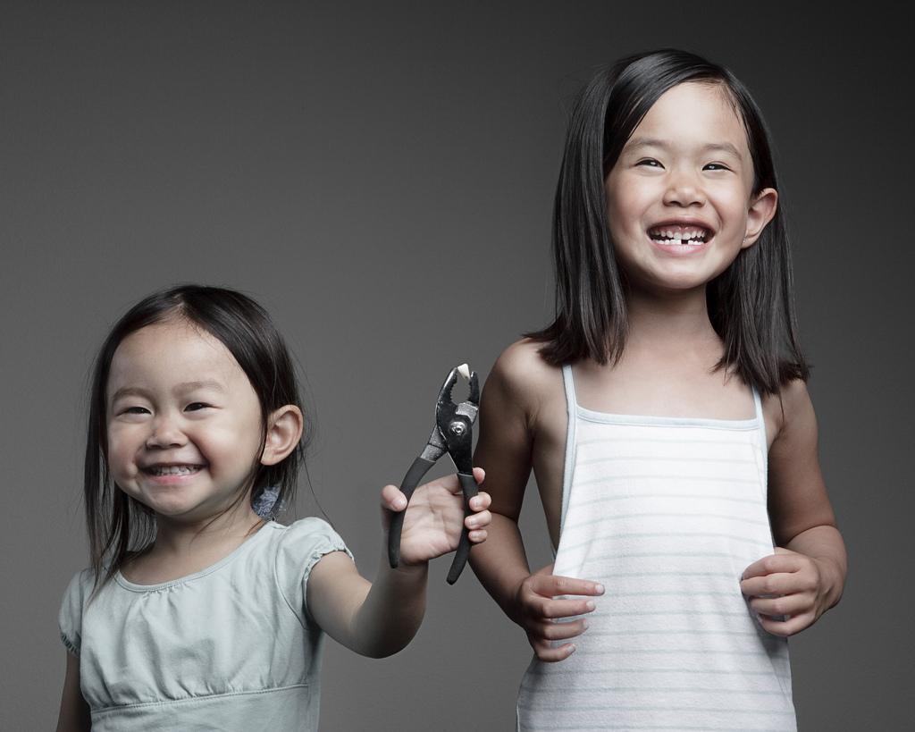 Las divertidas fotografías de Jason Lee, it's like pulling teeth