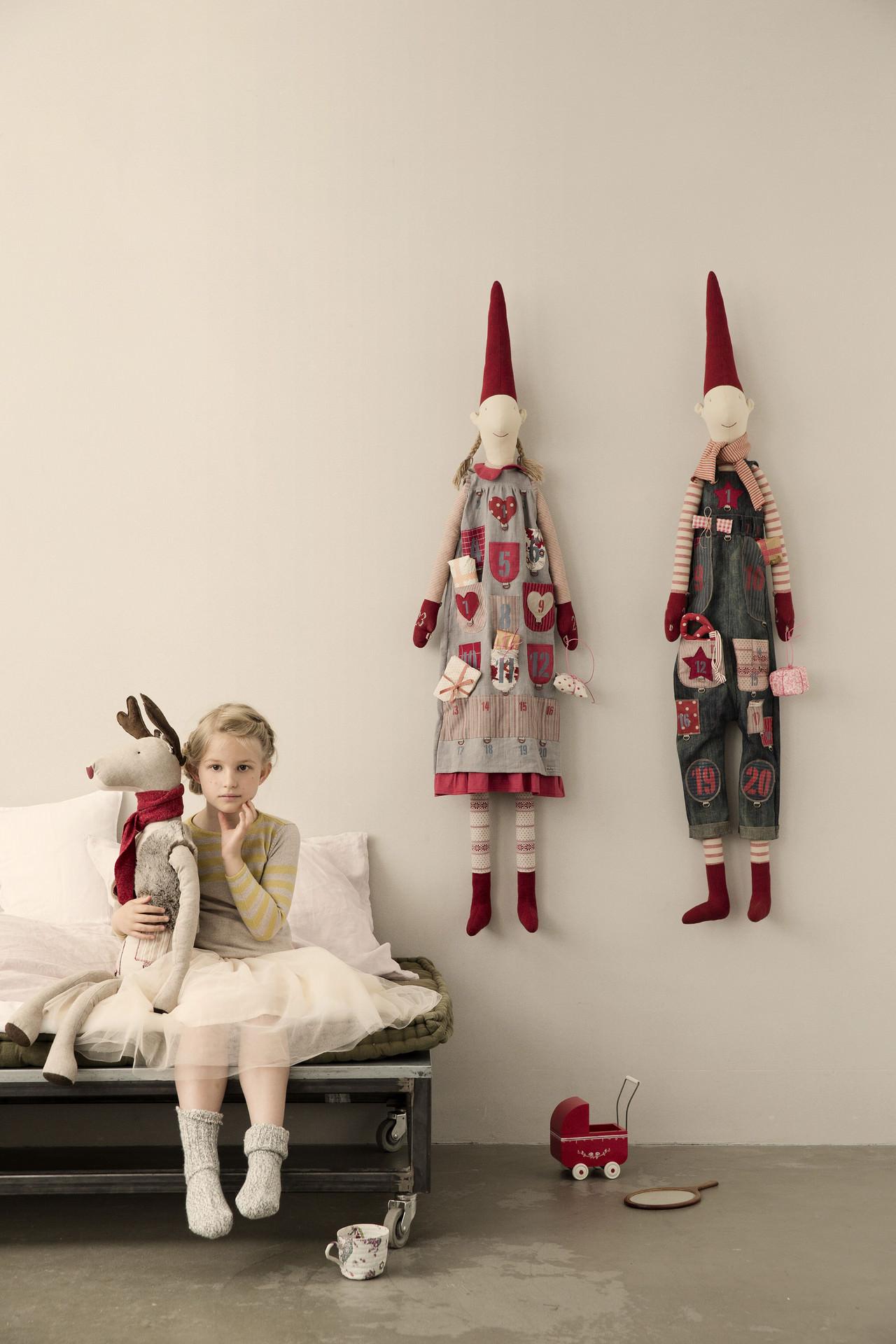 Muñecas Maileg, los conejos de orejas caídas