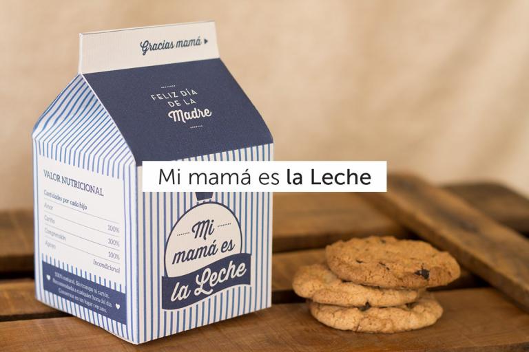 Mi mamá es la leche (imprimible gratis para el Día de la Madre)