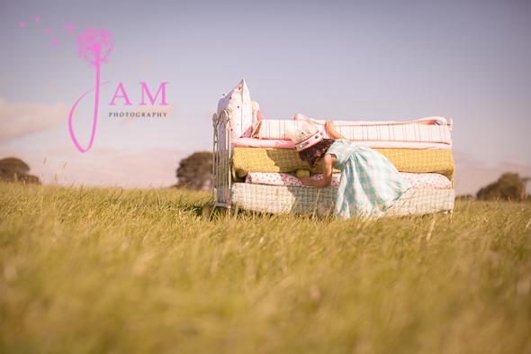 La princesa y el guisante, jam photography