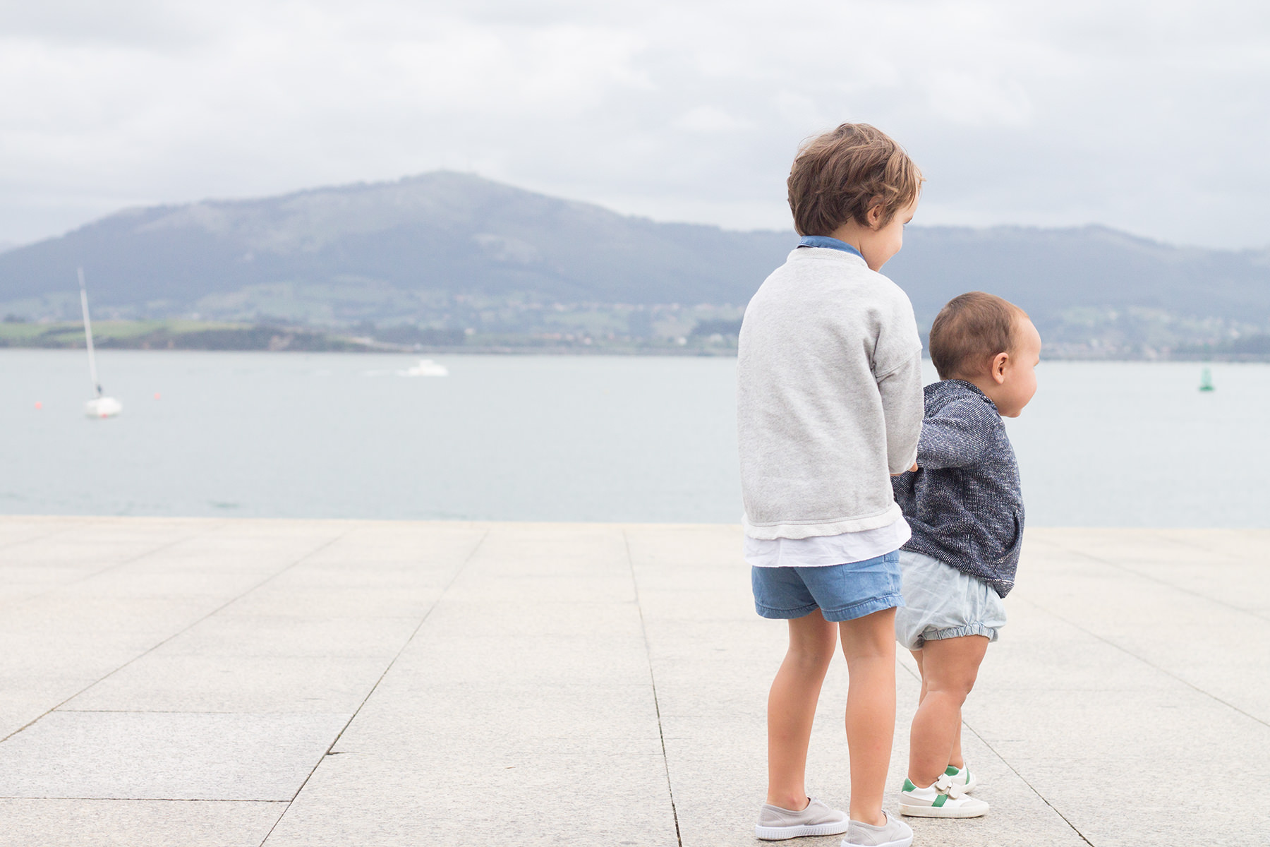 Ruta con niños por el norte. Santander