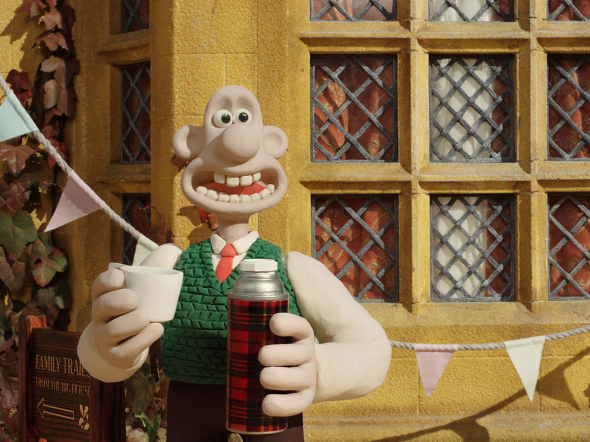 Wallace y Gromit